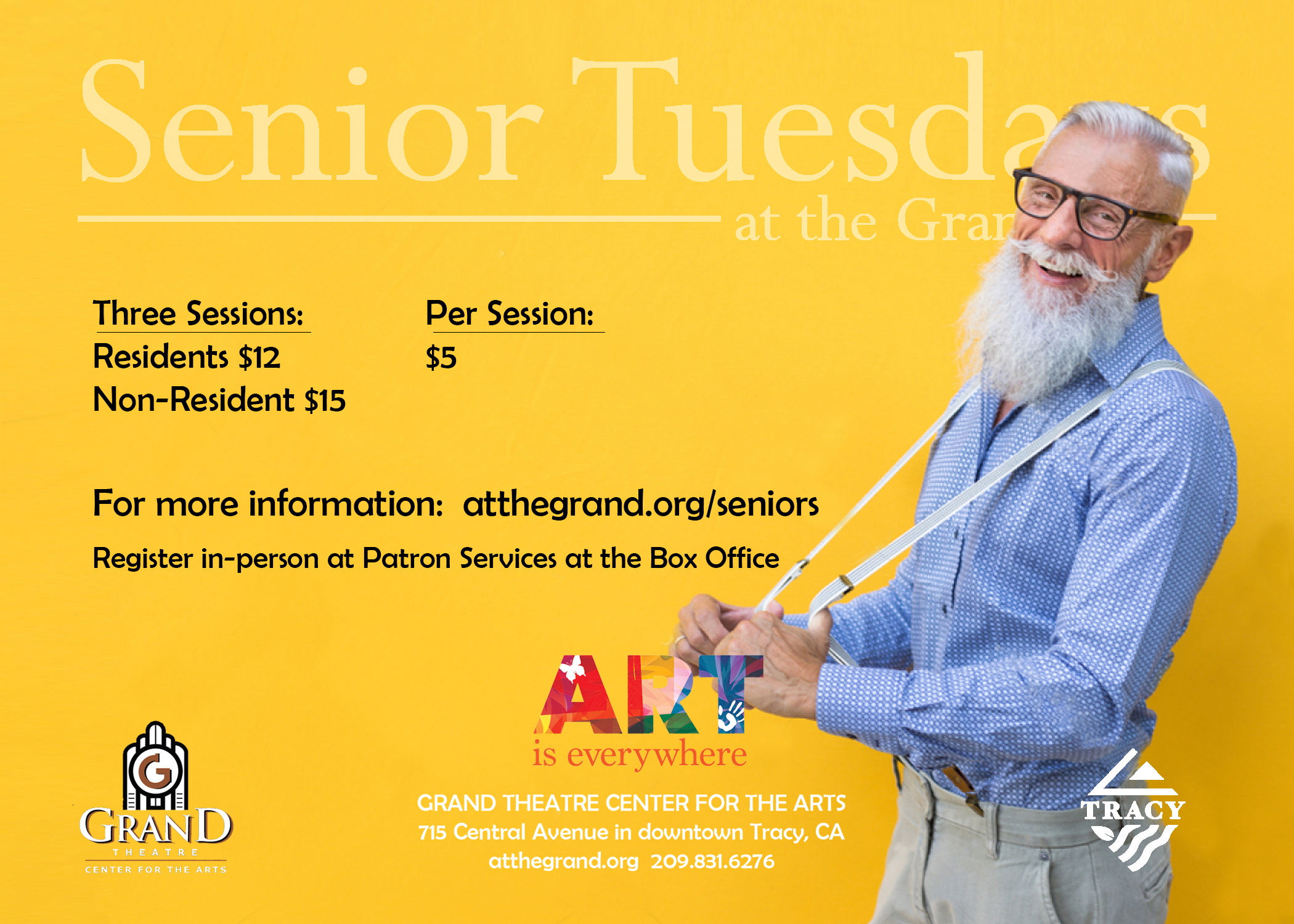 SeniorTuesdayPostcardBack