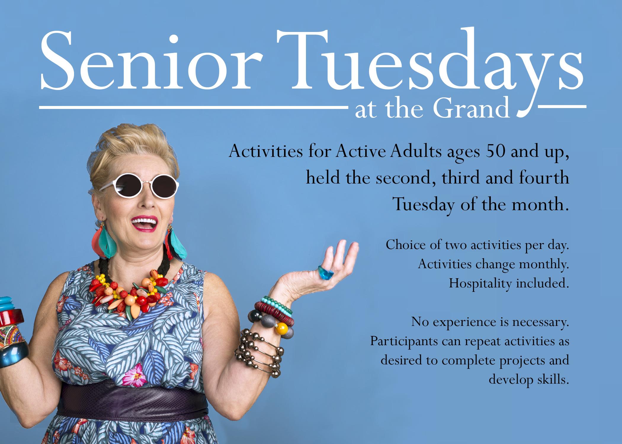 SeniorTuesdayPostcardFront