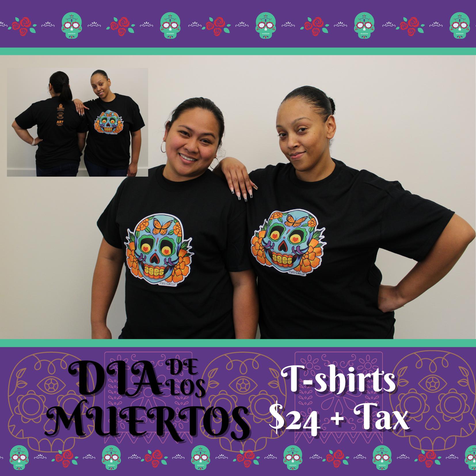 T-Shirt Ad - DDLM 2021