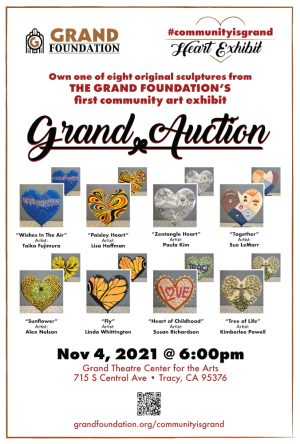 Heart Exhibit Grand Auction